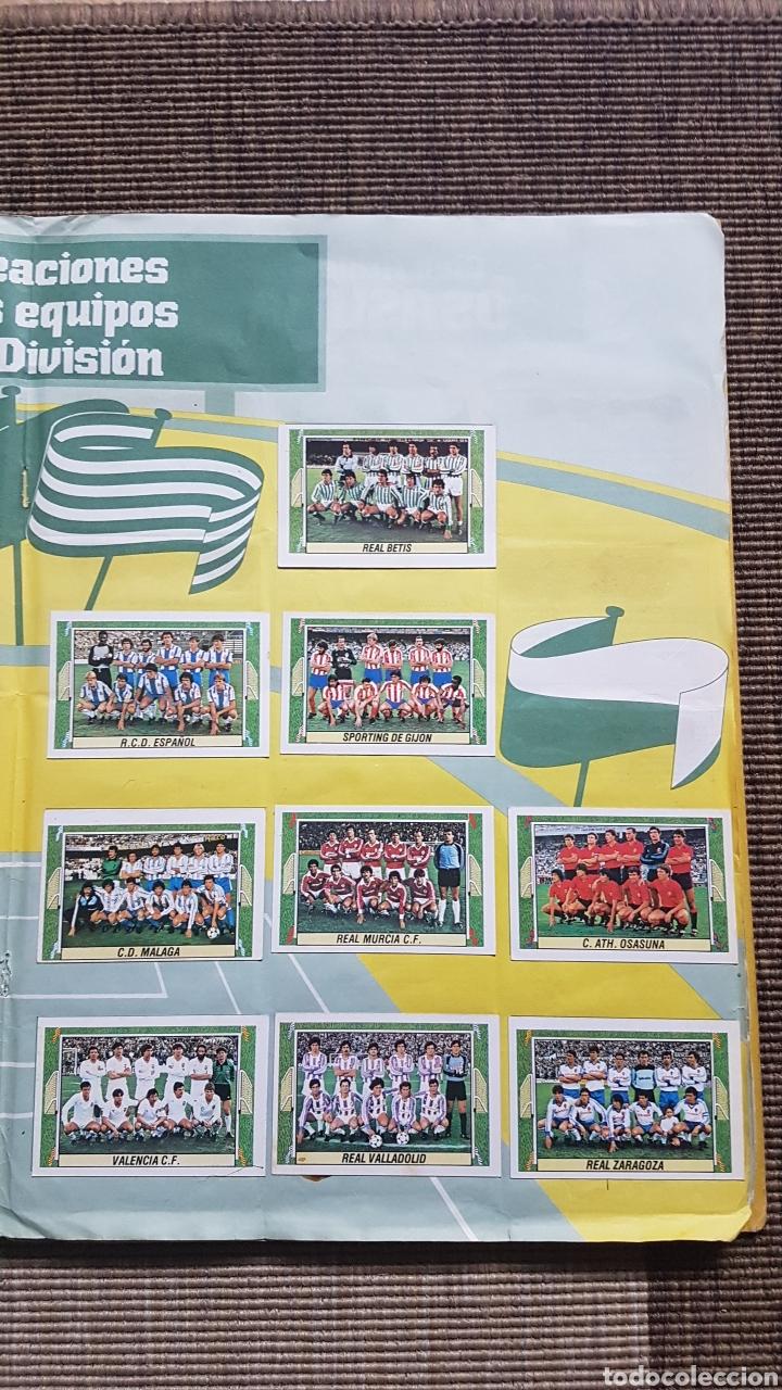 Álbum de fútbol completo: ÁLBUM COMPLETO LIGA ESTE 84 85 1984 1985 CON FRANCIS, SALVA, ADRIANO, BUYO, PATON Y DIFICILES LEER - Foto 14 - 105575507