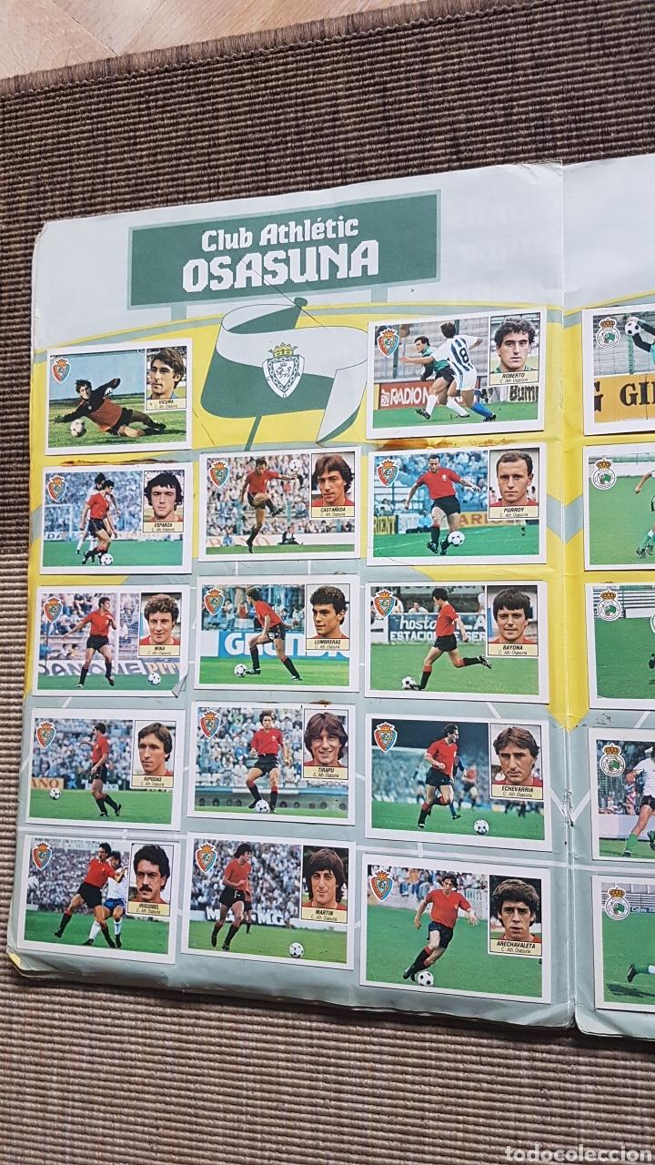 Álbum de fútbol completo: ÁLBUM COMPLETO LIGA ESTE 84 85 1984 1985 CON FRANCIS, SALVA, ADRIANO, BUYO, PATON Y DIFICILES LEER - Foto 15 - 105575507