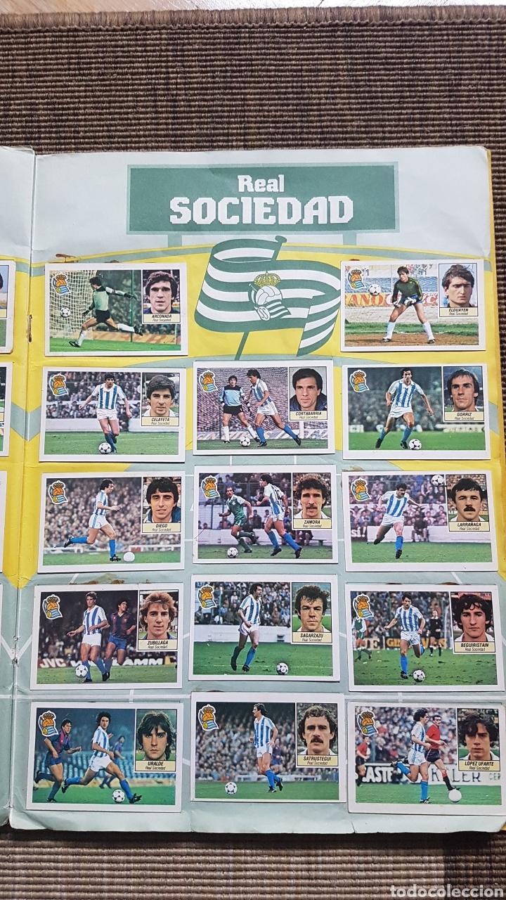 Álbum de fútbol completo: ÁLBUM COMPLETO LIGA ESTE 84 85 1984 1985 CON FRANCIS, SALVA, ADRIANO, BUYO, PATON Y DIFICILES LEER - Foto 19 - 105575507