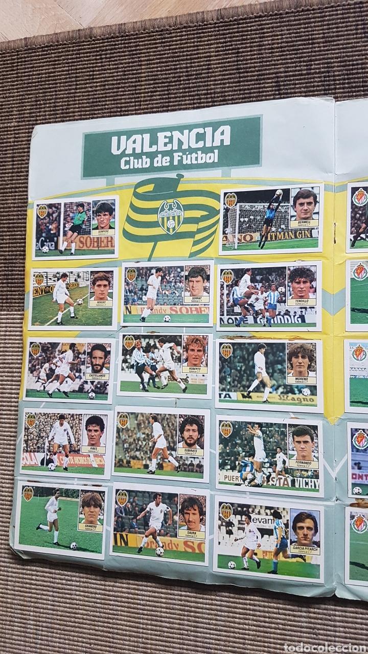 Álbum de fútbol completo: ÁLBUM COMPLETO LIGA ESTE 84 85 1984 1985 CON FRANCIS, SALVA, ADRIANO, BUYO, PATON Y DIFICILES LEER - Foto 20 - 105575507