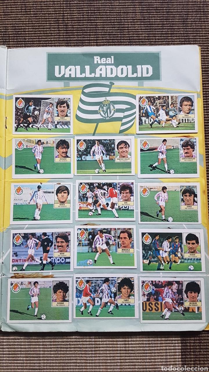 Álbum de fútbol completo: ÁLBUM COMPLETO LIGA ESTE 84 85 1984 1985 CON FRANCIS, SALVA, ADRIANO, BUYO, PATON Y DIFICILES LEER - Foto 21 - 105575507