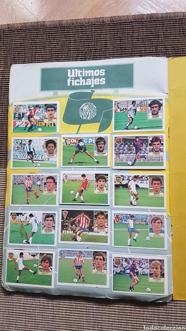 Álbum de fútbol completo: ÁLBUM COMPLETO LIGA ESTE 84 85 1984 1985 CON FRANCIS, SALVA, ADRIANO, BUYO, PATON Y DIFICILES LEER - Foto 25 - 105575507