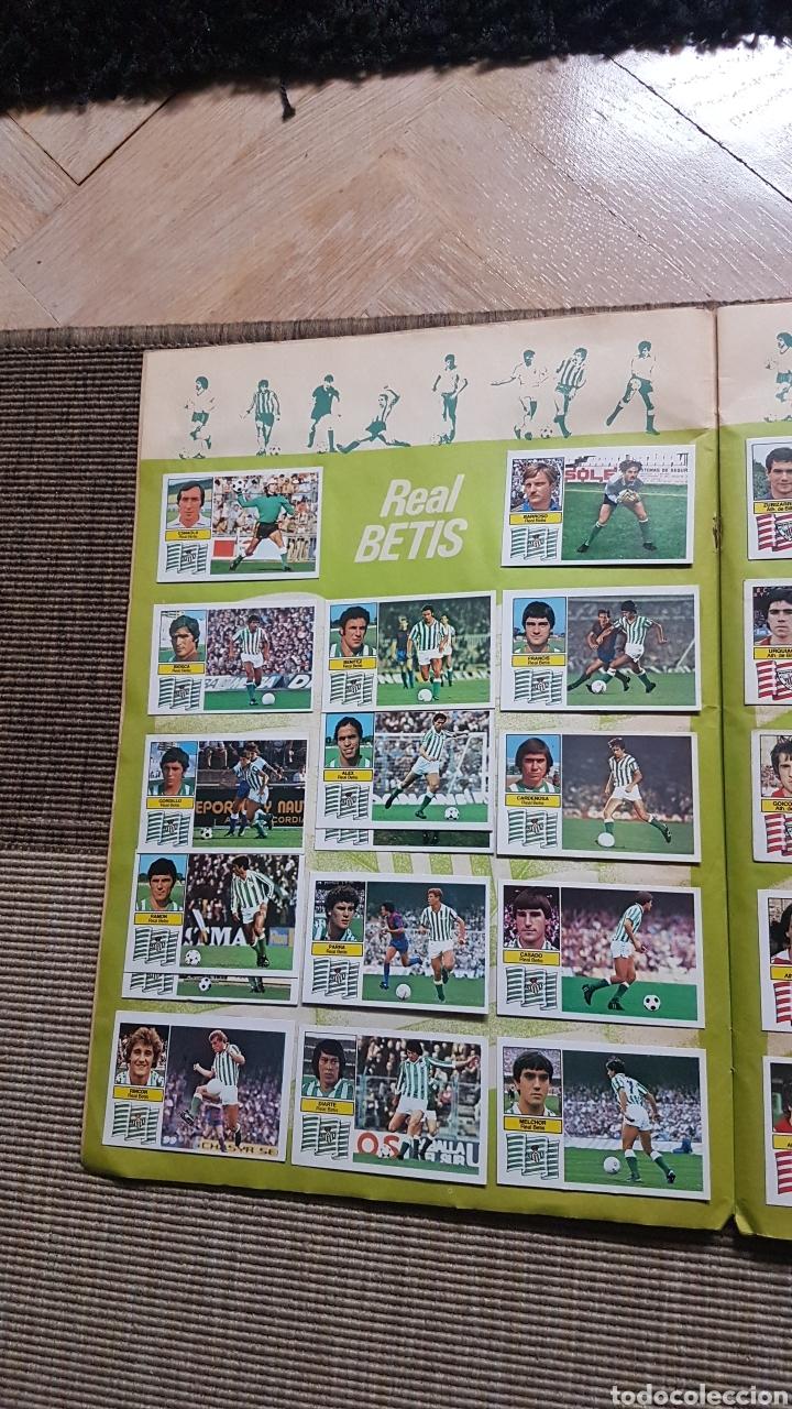 Álbum de fútbol completo: Album completo liga este 82 83 1982 1983 con Clos, Maradona e Isidro con publicidad - Foto 3 - 99806207