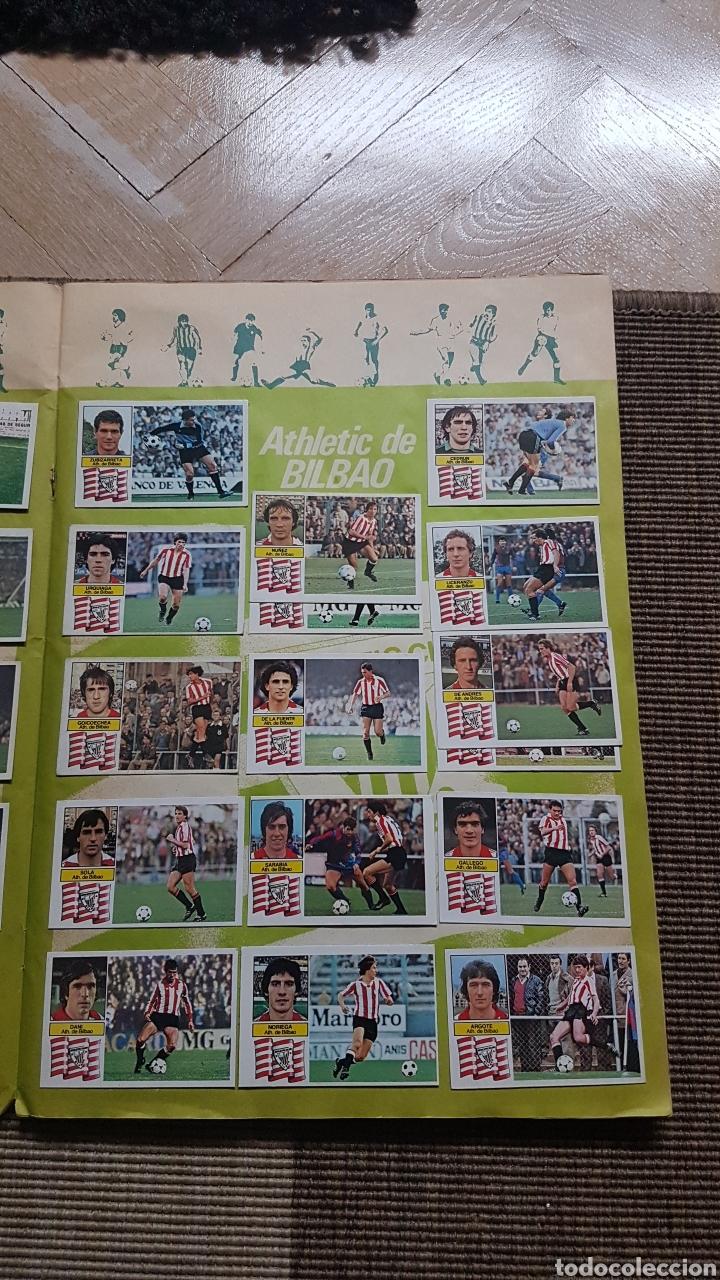 Álbum de fútbol completo: Album completo liga este 82 83 1982 1983 con Clos, Maradona e Isidro con publicidad - Foto 4 - 99806207