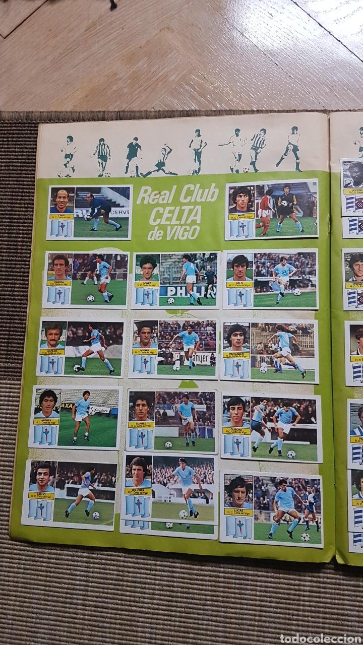 Álbum de fútbol completo: Album completo liga este 82 83 1982 1983 con Clos, Maradona e Isidro con publicidad - Foto 5 - 99806207
