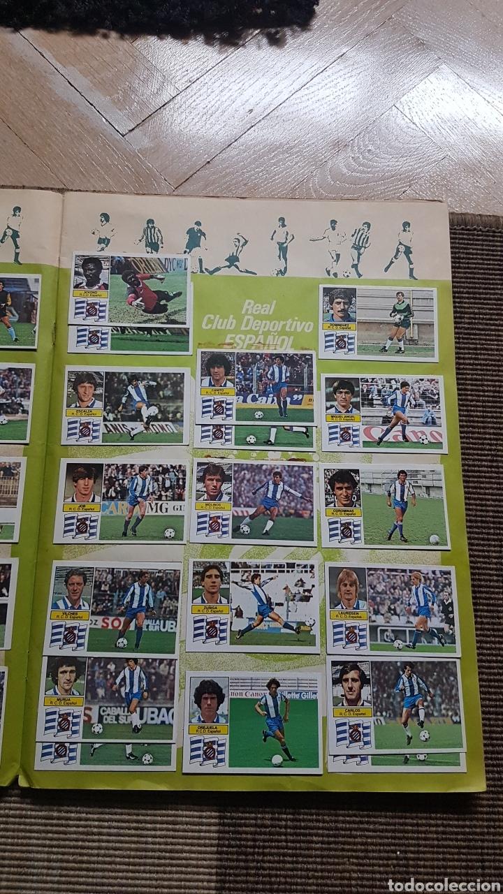 Álbum de fútbol completo: Album completo liga este 82 83 1982 1983 con Clos, Maradona e Isidro con publicidad - Foto 6 - 99806207