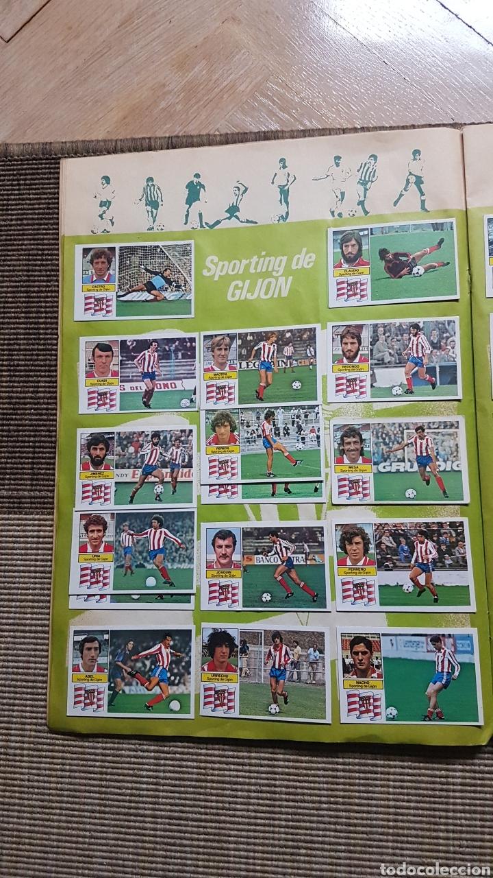 Álbum de fútbol completo: Album completo liga este 82 83 1982 1983 con Clos, Maradona e Isidro con publicidad - Foto 7 - 99806207