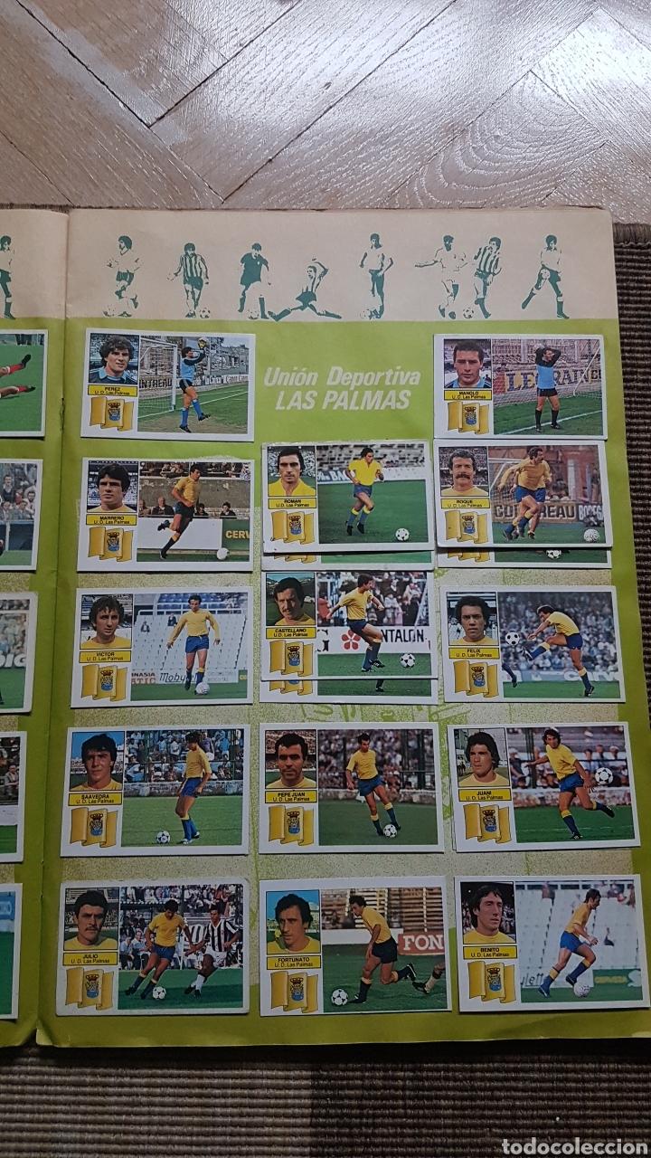 Álbum de fútbol completo: Album completo liga este 82 83 1982 1983 con Clos, Maradona e Isidro con publicidad - Foto 8 - 99806207
