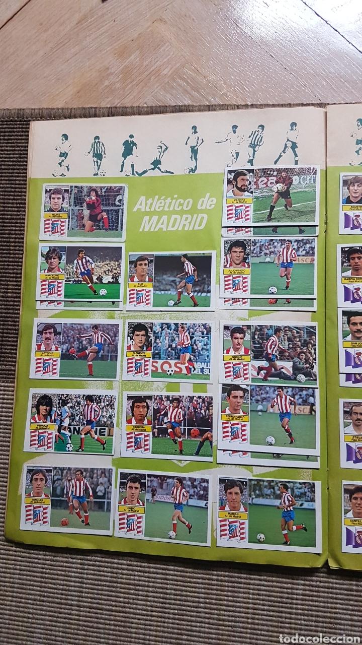 Álbum de fútbol completo: Album completo liga este 82 83 1982 1983 con Clos, Maradona e Isidro con publicidad - Foto 9 - 99806207