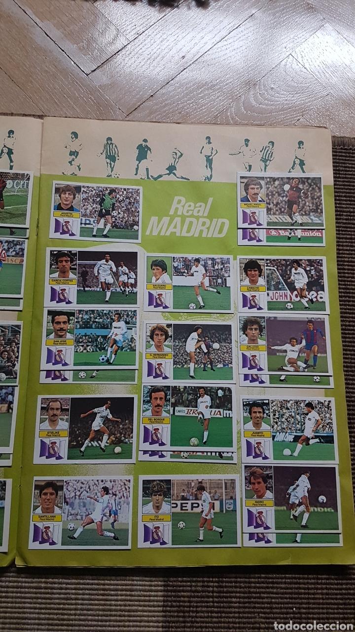 Álbum de fútbol completo: Album completo liga este 82 83 1982 1983 con Clos, Maradona e Isidro con publicidad - Foto 10 - 99806207