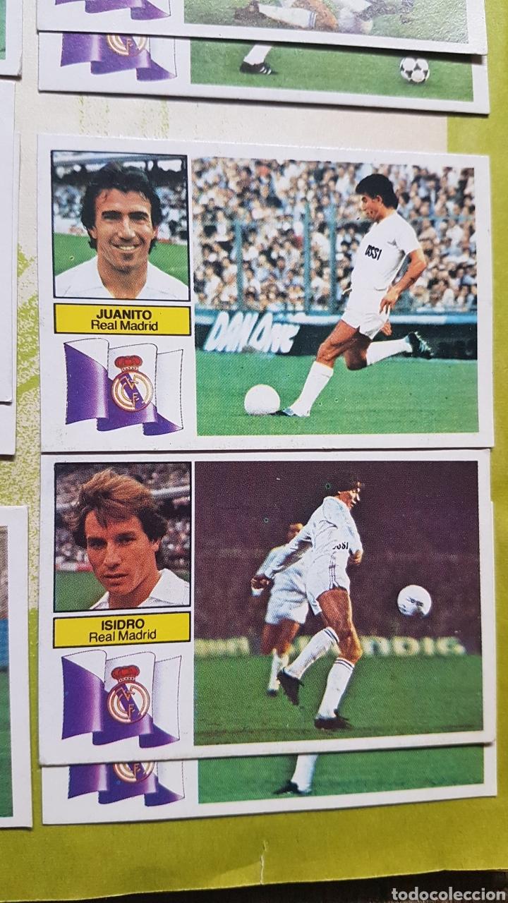 Álbum de fútbol completo: Album completo liga este 82 83 1982 1983 con Clos, Maradona e Isidro con publicidad - Foto 11 - 99806207