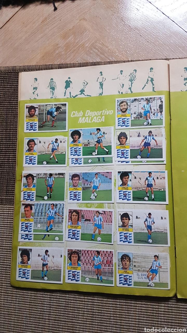 Álbum de fútbol completo: Album completo liga este 82 83 1982 1983 con Clos, Maradona e Isidro con publicidad - Foto 12 - 99806207