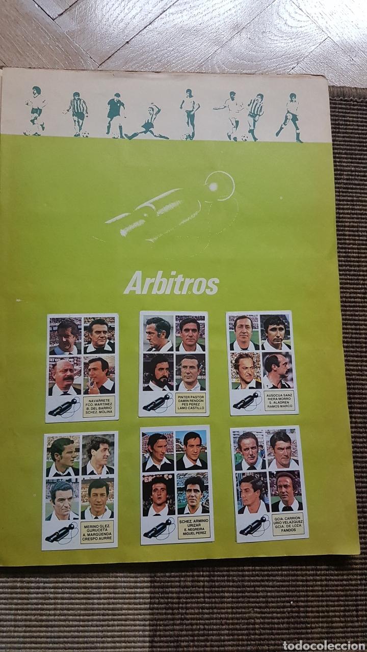 Álbum de fútbol completo: Album completo liga este 82 83 1982 1983 con Clos, Maradona e Isidro con publicidad - Foto 13 - 99806207