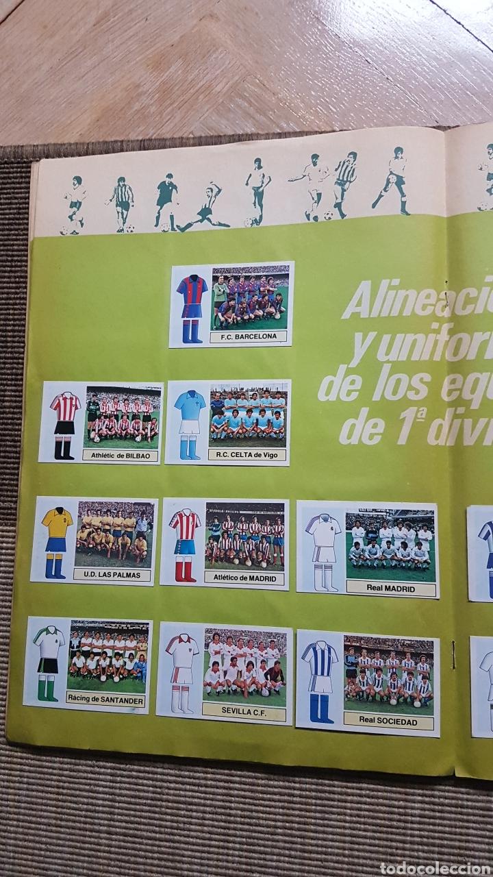 Álbum de fútbol completo: Album completo liga este 82 83 1982 1983 con Clos, Maradona e Isidro con publicidad - Foto 14 - 99806207