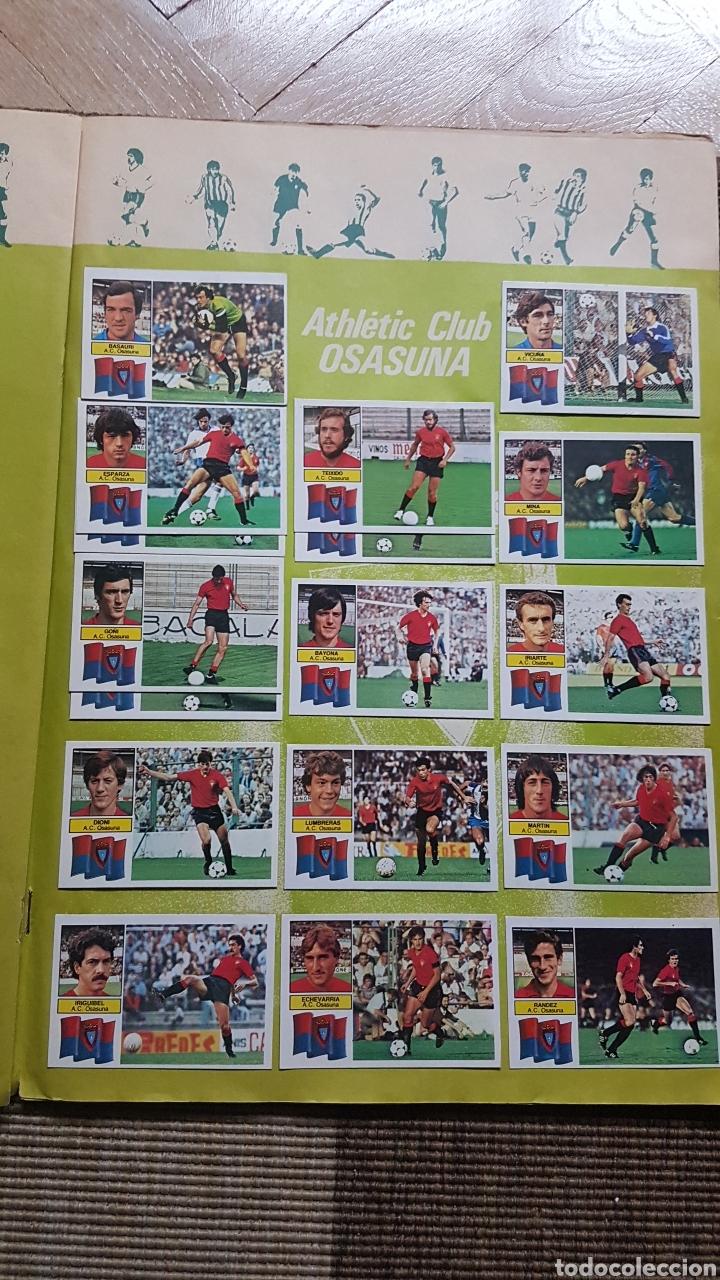 Álbum de fútbol completo: Album completo liga este 82 83 1982 1983 con Clos, Maradona e Isidro con publicidad - Foto 17 - 99806207