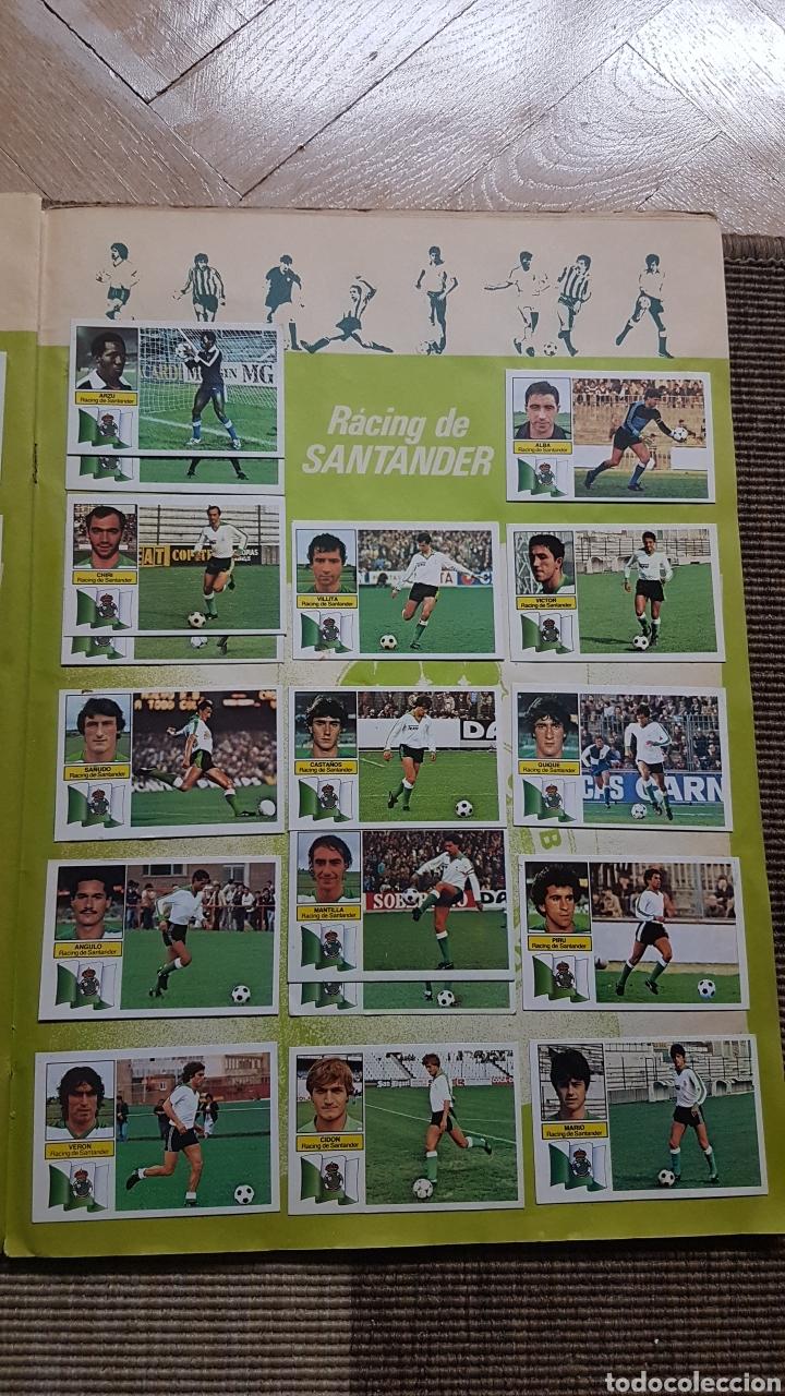 Álbum de fútbol completo: Album completo liga este 82 83 1982 1983 con Clos, Maradona e Isidro con publicidad - Foto 19 - 99806207
