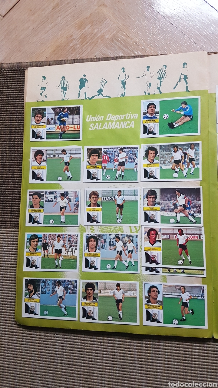 Álbum de fútbol completo: Album completo liga este 82 83 1982 1983 con Clos, Maradona e Isidro con publicidad - Foto 20 - 99806207