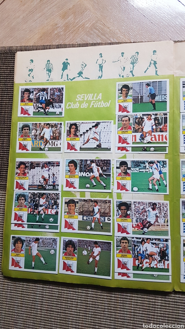 Álbum de fútbol completo: Album completo liga este 82 83 1982 1983 con Clos, Maradona e Isidro con publicidad - Foto 22 - 99806207
