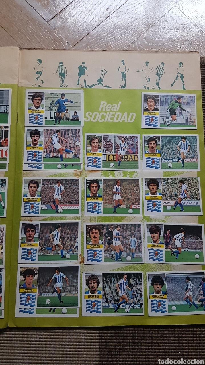 Álbum de fútbol completo: Album completo liga este 82 83 1982 1983 con Clos, Maradona e Isidro con publicidad - Foto 23 - 99806207