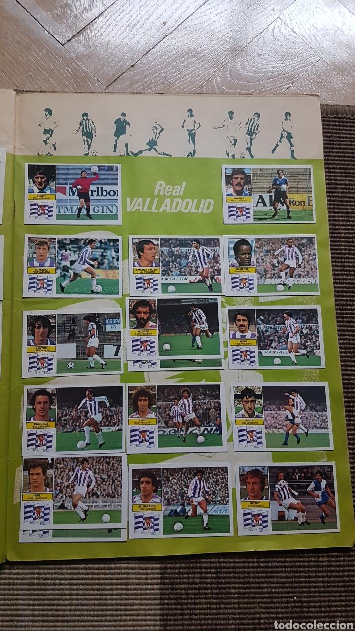 Álbum de fútbol completo: Album completo liga este 82 83 1982 1983 con Clos, Maradona e Isidro con publicidad - Foto 25 - 99806207