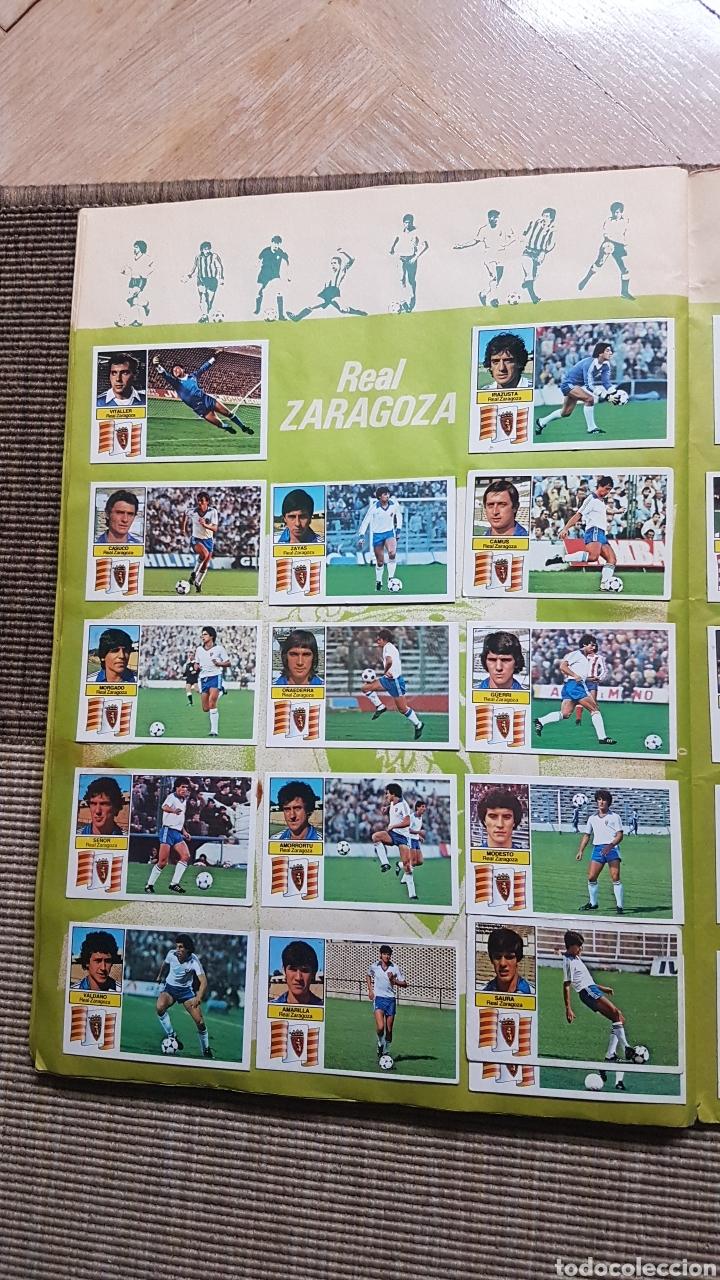 Álbum de fútbol completo: Album completo liga este 82 83 1982 1983 con Clos, Maradona e Isidro con publicidad - Foto 26 - 99806207
