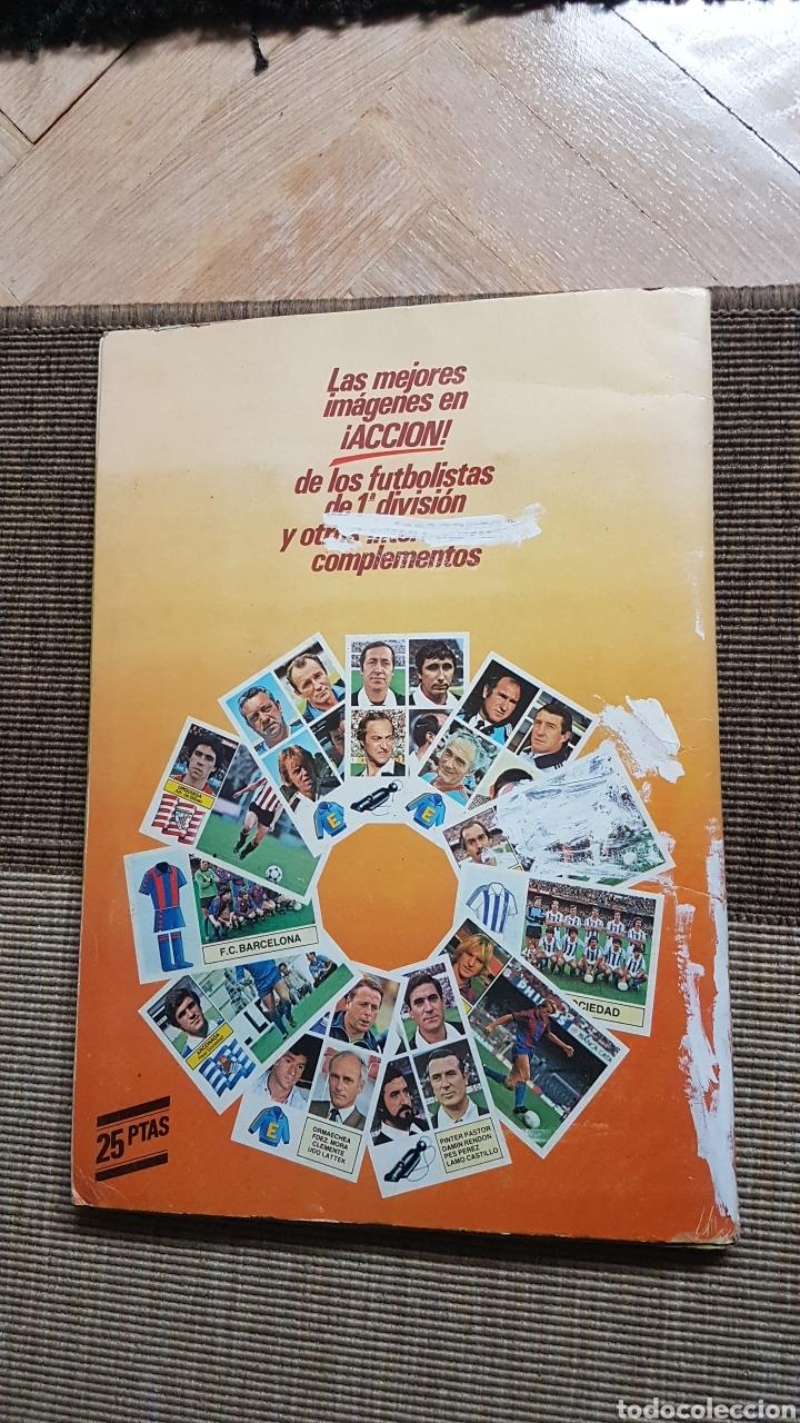 Álbum de fútbol completo: Album completo liga este 82 83 1982 1983 con Clos, Maradona e Isidro con publicidad - Foto 29 - 99806207