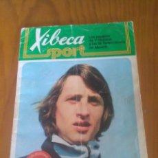 Álbum de fútbol completo: ÀLBUM CROMOS FUTBOL XIBECA SPORT. COMPLETO. Lote 105663231