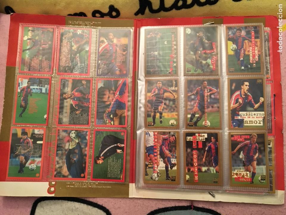 Álbum de fútbol completo: Colección cromos Barça oro completa el mundo deportivo - Foto 4 - 106539606