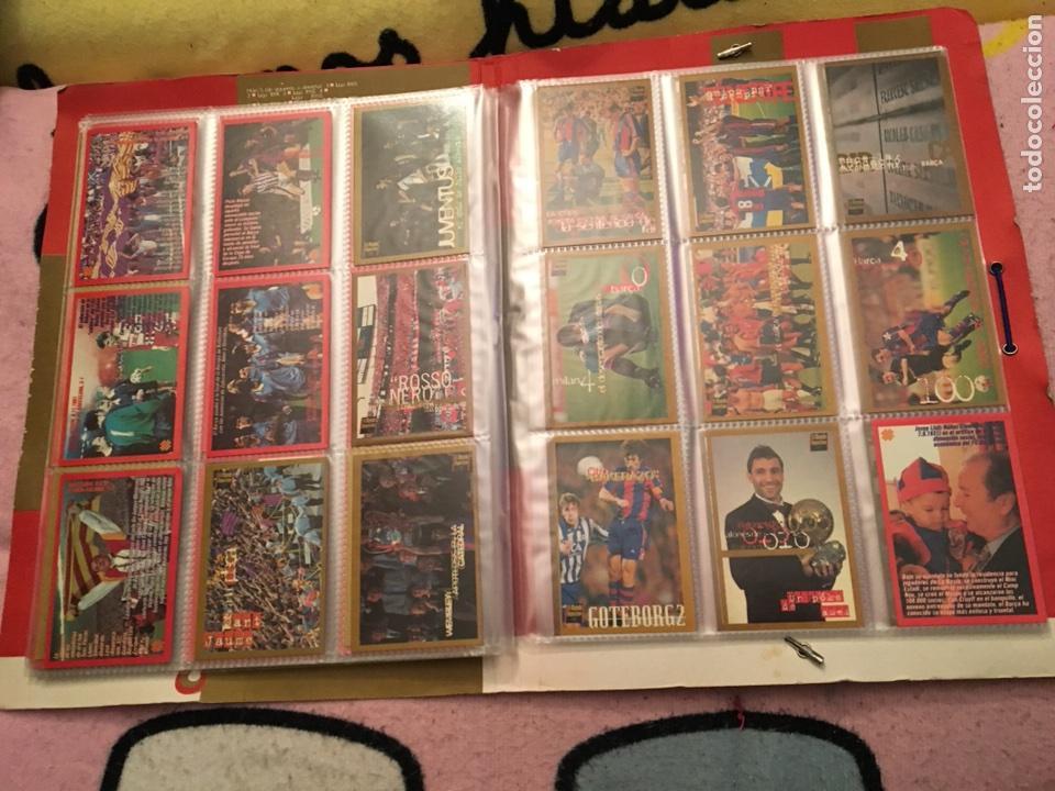 Álbum de fútbol completo: Colección cromos Barça oro completa el mundo deportivo - Foto 18 - 106539606