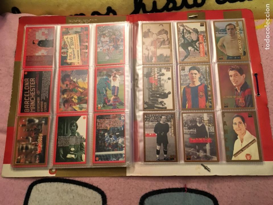Álbum de fútbol completo: Colección cromos Barça oro completa el mundo deportivo - Foto 19 - 106539606