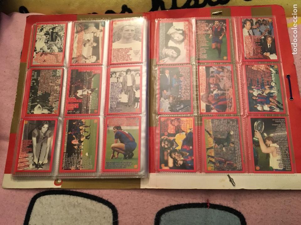 Álbum de fútbol completo: Colección cromos Barça oro completa el mundo deportivo - Foto 24 - 106539606