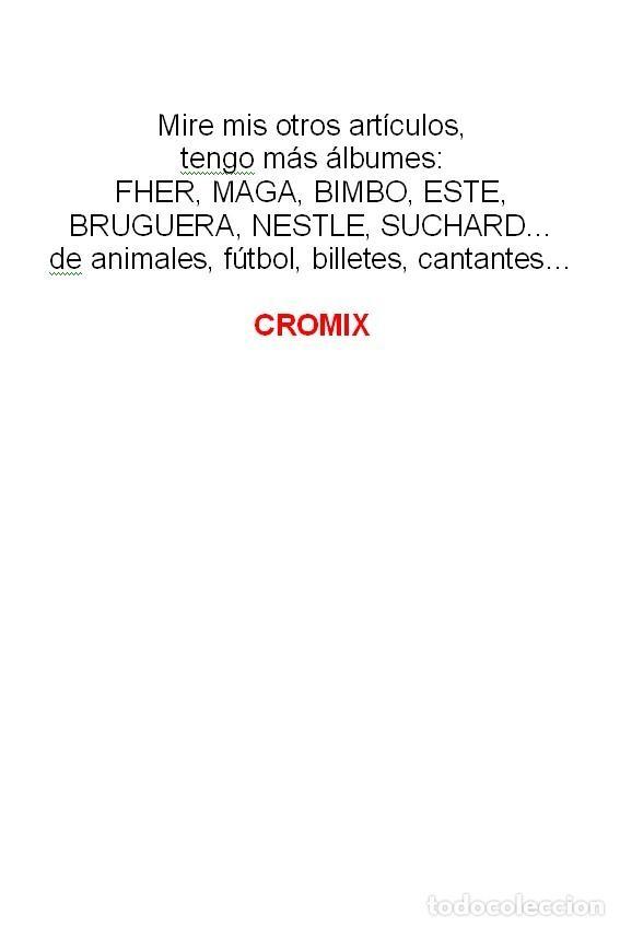 Álbum de fútbol completo: album 1994 Excelente estado, Real Madrid Futbol y Baloncesto. Himno Historia Jugadores - Foto 24 - 70029161