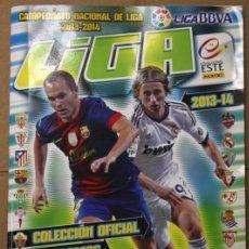 Álbum de fútbol completo: ALBUM CAMPEONATO NACIONAL DE LIGA 2013-2014. COLECCIONES ESTE. PANINI. COMPLETO.. Lote 109750858