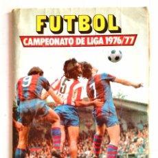 Álbum de fútbol completo: ALBUM CROMOS FUTBOL 76-77 ESTE.. Lote 110251322