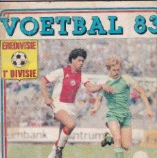 Álbum de fútbol completo: 9709 -ALBUM DE CROMOS COMPLETO PANINI -VOETBAL 83- LIGA HOLANDESA. Lote 110259975