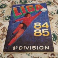 Álbum de fútbol completo: ALBUM COMPLETO CON 97 DOBLES CROMOS CANO FUTBOL 1993 1984 LIGA 83 84. Lote 110264499