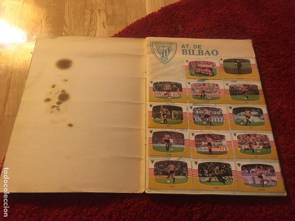 Álbum de fútbol completo: Álbum cano 1985 campeonato liga completo imposible SÓLO HOY 85 este 1985 1984 1986 - Foto 2 - 111381883