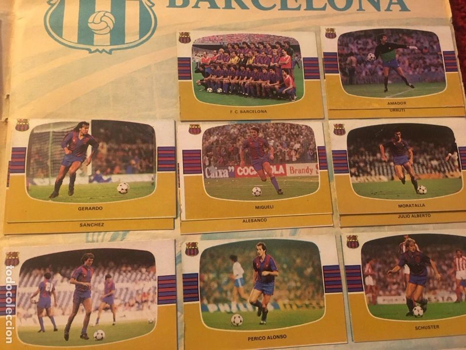 Álbum de fútbol completo: Álbum cano 1985 campeonato liga completo imposible SÓLO HOY 85 este 1985 1984 1986 - Foto 4 - 111381883