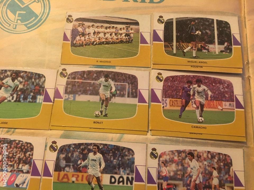 Álbum de fútbol completo: Álbum cano 1985 campeonato liga completo imposible SÓLO HOY 85 este 1985 1984 1986 - Foto 5 - 111381883