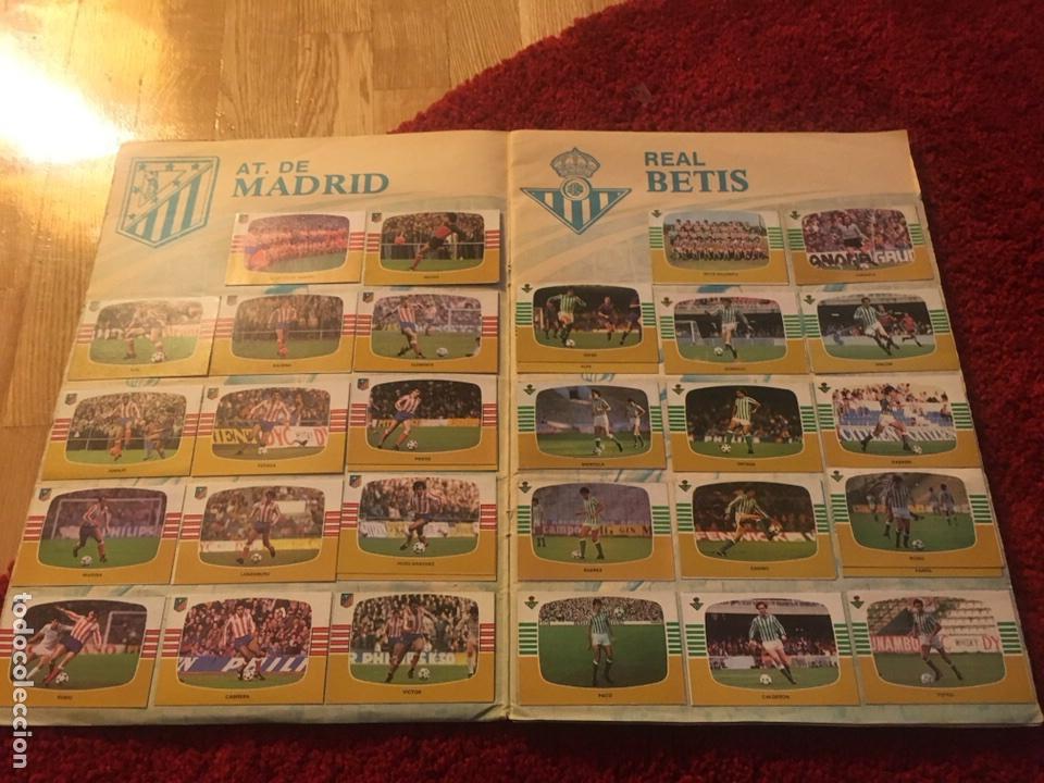 Álbum de fútbol completo: Álbum cano 1985 campeonato liga completo imposible SÓLO HOY 85 este 1985 1984 1986 - Foto 6 - 111381883