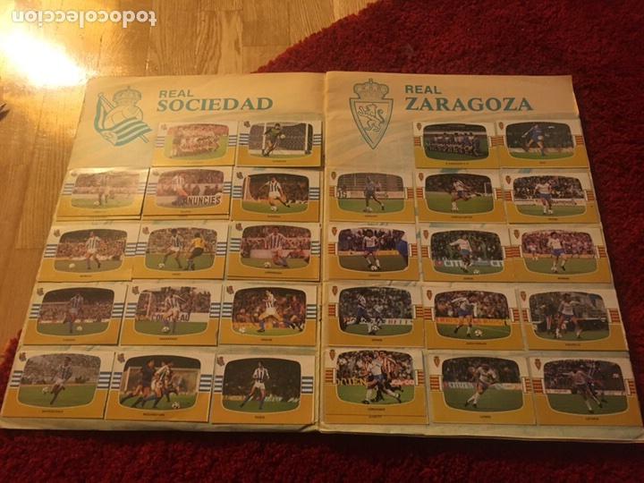 Álbum de fútbol completo: Álbum cano 1985 campeonato liga completo imposible SÓLO HOY 85 este 1985 1984 1986 - Foto 7 - 111381883