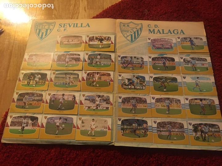 Álbum de fútbol completo: Álbum cano 1985 campeonato liga completo imposible SÓLO HOY 85 este 1985 1984 1986 - Foto 8 - 111381883