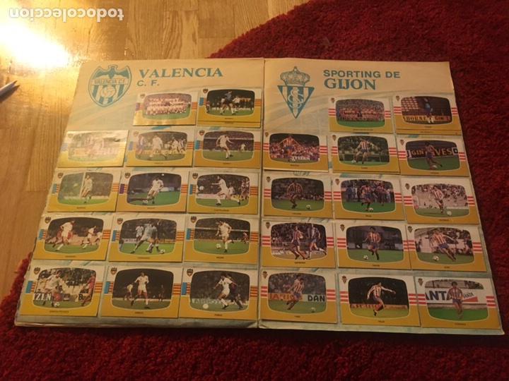 Álbum de fútbol completo: Álbum cano 1985 campeonato liga completo imposible SÓLO HOY 85 este 1985 1984 1986 - Foto 10 - 111381883