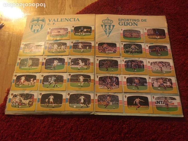 Álbum de fútbol completo: Álbum cano 1985 campeonato liga completo imposible SÓLO HOY 85 este 1985 1984 1986 - Foto 11 - 111381883