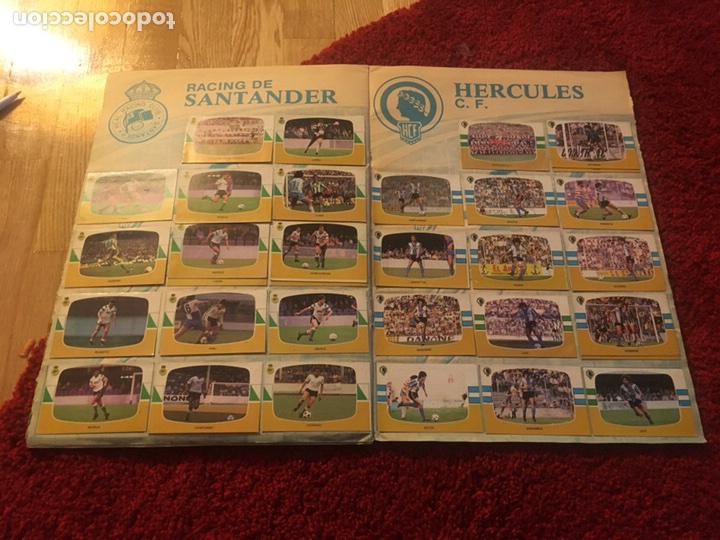 Álbum de fútbol completo: Álbum cano 1985 campeonato liga completo imposible SÓLO HOY 85 este 1985 1984 1986 - Foto 13 - 111381883