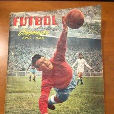 Álbum de fútbol completo: FUTBOL CAMPEONATO 1959-1960 FERCA COMPLETO Y RESERVAS. Lote 111581487
