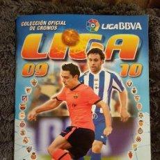 Álbum de fútbol completo: ALBUM ESTE LIGA 2009-2010, 09-10, 2009-10. COMPLETO.. Lote 134494945