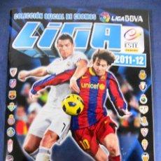 Álbum de fútbol completo: LIGA FUTBOL LIGA 2011-2012 COMPLETO 578 CROMOS,EDICIONES ESTE. Lote 111780939