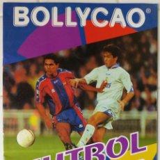 Álbum de fútbol completo: ALBUM PLANCHA VACIO - LIGA 1997-1998 97-98, BOLLYCAO. Lote 112308067