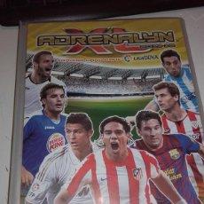 Álbum de fútbol completo: ADRENALYN LIGA BBVA 2011-12 11 2012 - ARCHIVADOR Y 534 CROMOS, LA COLECCION REGULAR COMPLETA. Lote 113079315